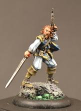 Fantasy-klassen: Mathieus pirat/musketeer?